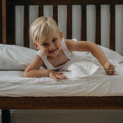 Toddler Bed Zip Sheets