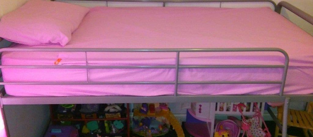 zip sheets for bunk & loft beds