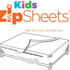Shop Kids Zip Sheets