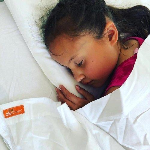 xl twin zip sheets 100 cotton white